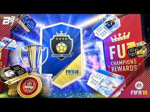 ELITE FUT CHAMPIONS REWARDS! PREMIUM TOTW PACK | FIFA 18 ULTIMATE TEAM