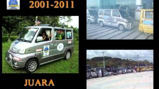 PROTON JUARA 10th Anniversary 2011