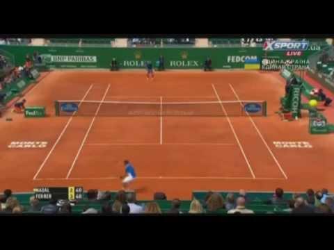 Monte Carlo Master 2014: Rafael Nadal vs David Ferrer