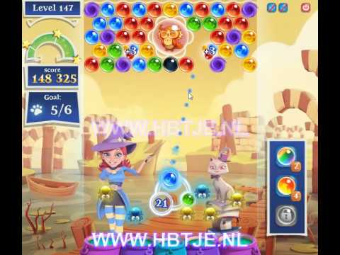 Bubble Witch Saga 2 level 147