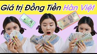 Giá trị Đồng Tiền Hàn Việt