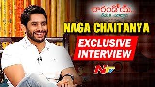 Naga Chaitanya Exclusive Interview | Rarandoy Veduka Chudham