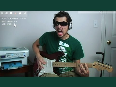 Guitar: Backwards - Joe Penna