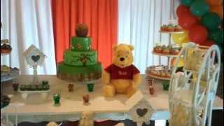 Decoração Provençal Ursinho Pooh