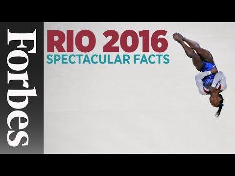 Rio 2016: Spectacular Facts