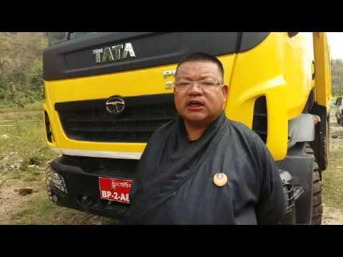 Tata Prima Customer Testimonial from Bhutan.