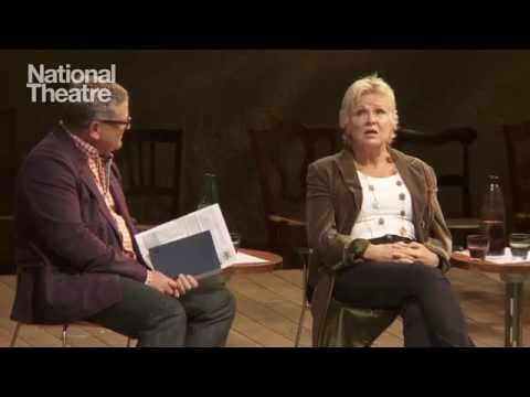 NT 50: Richard Eyre and Julie Walters in conversation