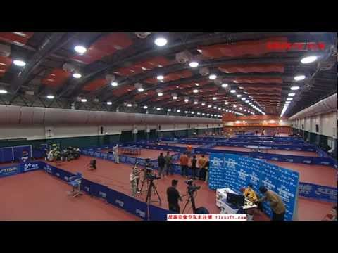 2013 China Trials for WTTC: WANG Liqin - XU Xin [Full Match/Chinese]