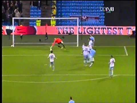 3rd Goals by Yaya Toure : Manchester City vs West Ham United 3-0 Capital One Cup 08/01/14