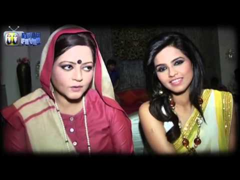 Pabbo & Deepali's INTERVIEW in Madhubala Ek Ishq Ek Junoon 11th November 2013 FULL EPISODE