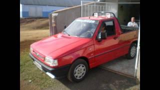 Reforma Fiat Fiorino 1991
