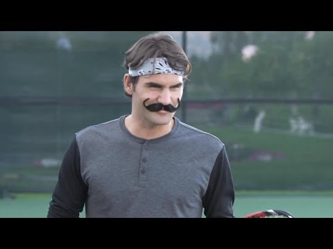 Federer Bloopers -- Djokovic Dominates -- Murray Getting Married?
