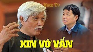 Đại biểu quốc hội nói về việc Đinh La Thăng xin tại ngoại, thỏa thuận ngầm với Tổng Trọng thất bại