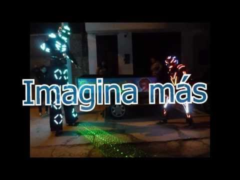 Divertilandia Eventos Chincha - Show luces led