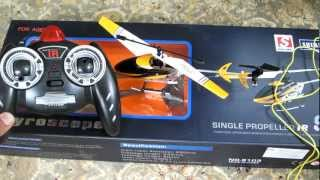Syma 9103 Helicopter Review (don't Buy) And Modification