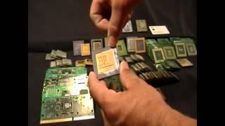 Gold in CPU'S