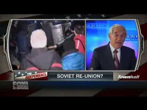 Ron Paul: Putin has