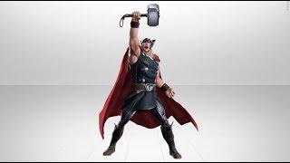 Marvel Powers United VR Thor Gameplay (Sanzaru Games) - Rift