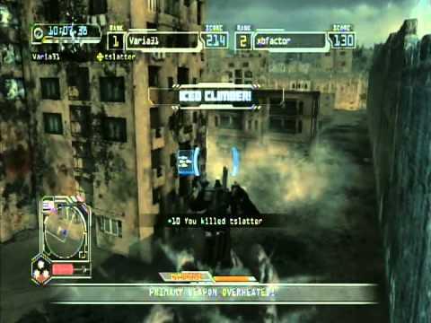 Explosive Deathmatch! TF RoTF Gameplay 52-6