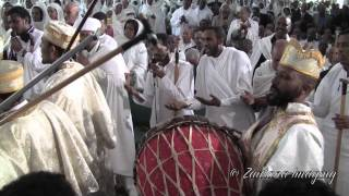 2013 Medhanie Alem Day Eritrean Orthodox Church In