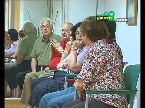 Los mayores de Gines disfrutaron de una Jornada de Risoterapia