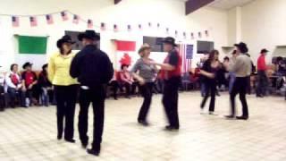 "Santa Fé Cha Cha Line Dance Par Les ""YANKEE"""