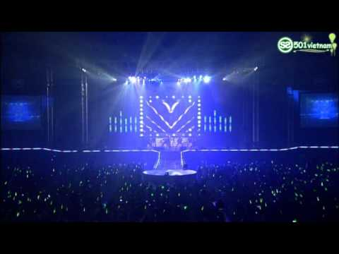 [Vietsub] SS501 DVD U R Man Special Showcase with TripleS 5/13