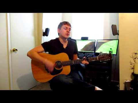 While My Guitar Gently Weeps cover - Chris Greene