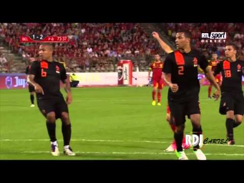 BELGIUM 4-2 Netherlands | Friendly | 2012/08/15