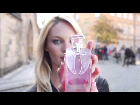 Victoria's Secret Angels: Holiday 2011 commercial in Prague, Czech Republic
