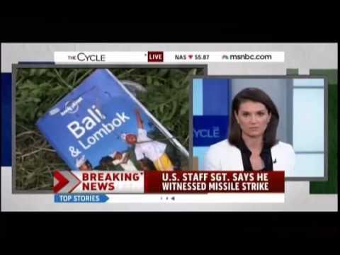 MSNBC Howard Stern Prank  Malaysian Airliner Crash in Ukraine