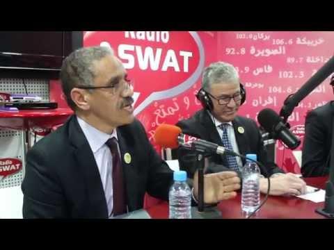 فيديو…وزير الصحة، الحسين الوردي، كيبدا نهارو بلا فطور!