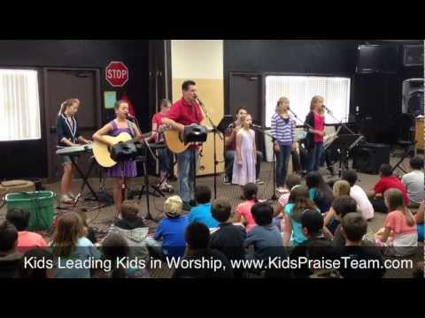 Calvary Chapel Costa Mesa Kids Praise Team, May 27, 2012