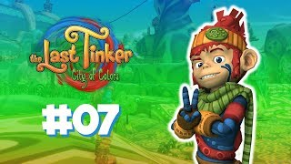 The Last Tinker: City of Colors - #7, Super Punch?!