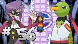 Let's Play Pokemon: HeartGold Part 56 Elite Four Will