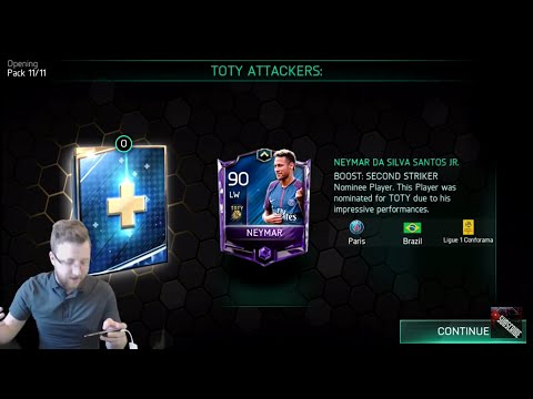 FIFA MOBILE 18- TOP 5 BEST TEAM OF THE YEAR PACK OPENING EVER!!