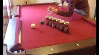Unglaubliche Billard-Tricks 6/2,146