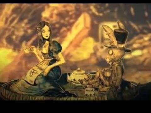 Вышел трейлер к Alice Madness Returns
