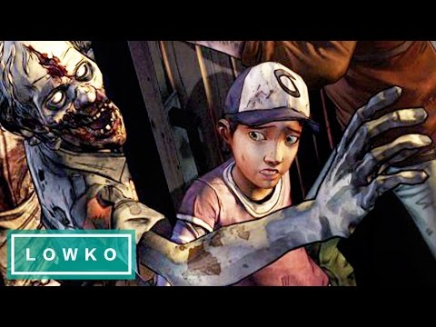 The Walking Dead Game: A House Divided! (Season 2 Episode 2)