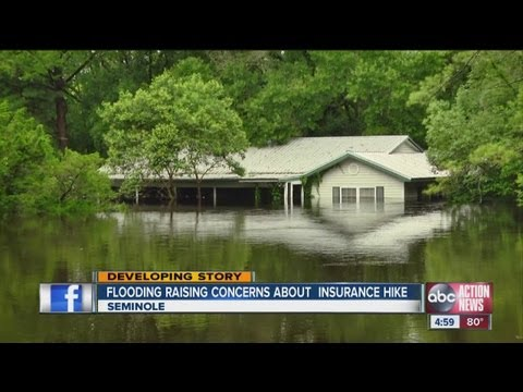 Flood insurance rates expected to spike