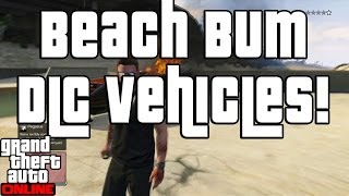"GTA 5 Online FREE Beach Bum Vehicles ""GTA Online"" (GTA V"