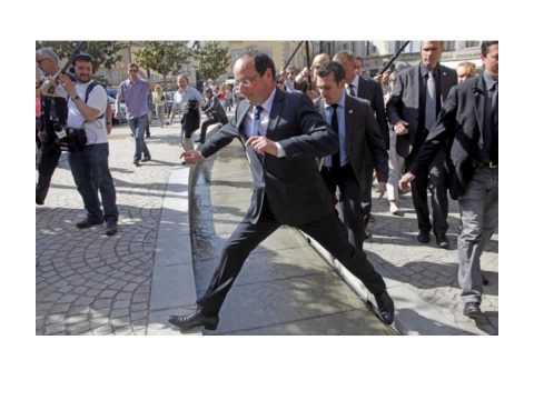 image vidéo Hollande Le ridicule