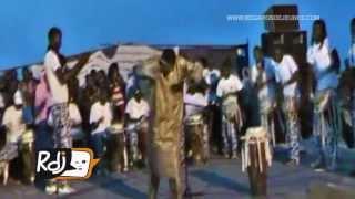 Tambour Major Doudou Ndiaye Rose Junior Au Festival FECUTLAR 2013