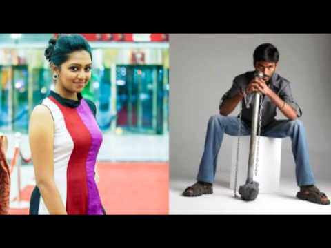 Lakshmi menon  likes to act with Dhanus and she is going gym