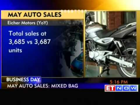 May Auto Sales: Maruti, Hyundai Sales up