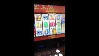 Betting Max $180 dollars a hit on poker machine -  big 10K + WINNNNN