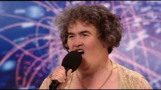 Susan Boyle Britains Got Talent 2009 Episode 1