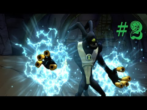 Ben 10 Omniverse - PS3 - Walkthrough Part 2 - The Galvanic Butterfly Effect (1/2)