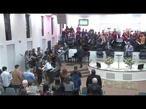 Ministério de Louvor Kadosh - Quem tem fé no Senhor - 12 05 2019