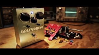 Watch the Trade Secrets Video, Way Huge Green Rhino MkIV Overdrive Pedal Video